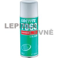 Loctite 7063 SF Čistič 400 ml